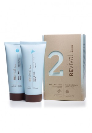 REVIVAL DUO PACK HAND AND FOOT CREAM KIT